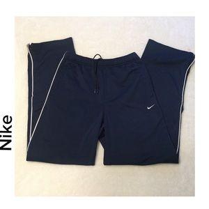 Nike Athletic running pants men's small
